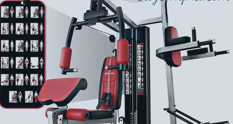 Los 10 mejores bancos multifuncionales de fitness de Casa