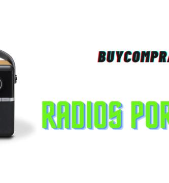 Las 10 mejores radios portátiles